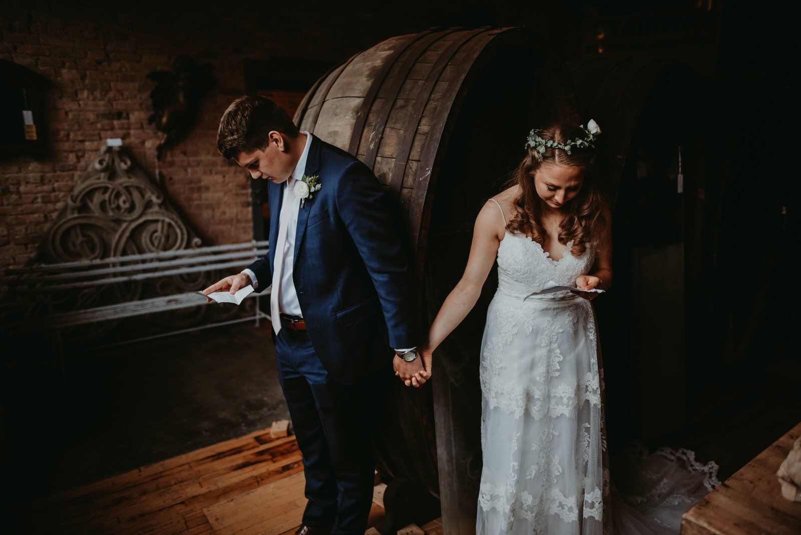 architectural artifacts wedding photographer, prayer, first look, the adamkovi