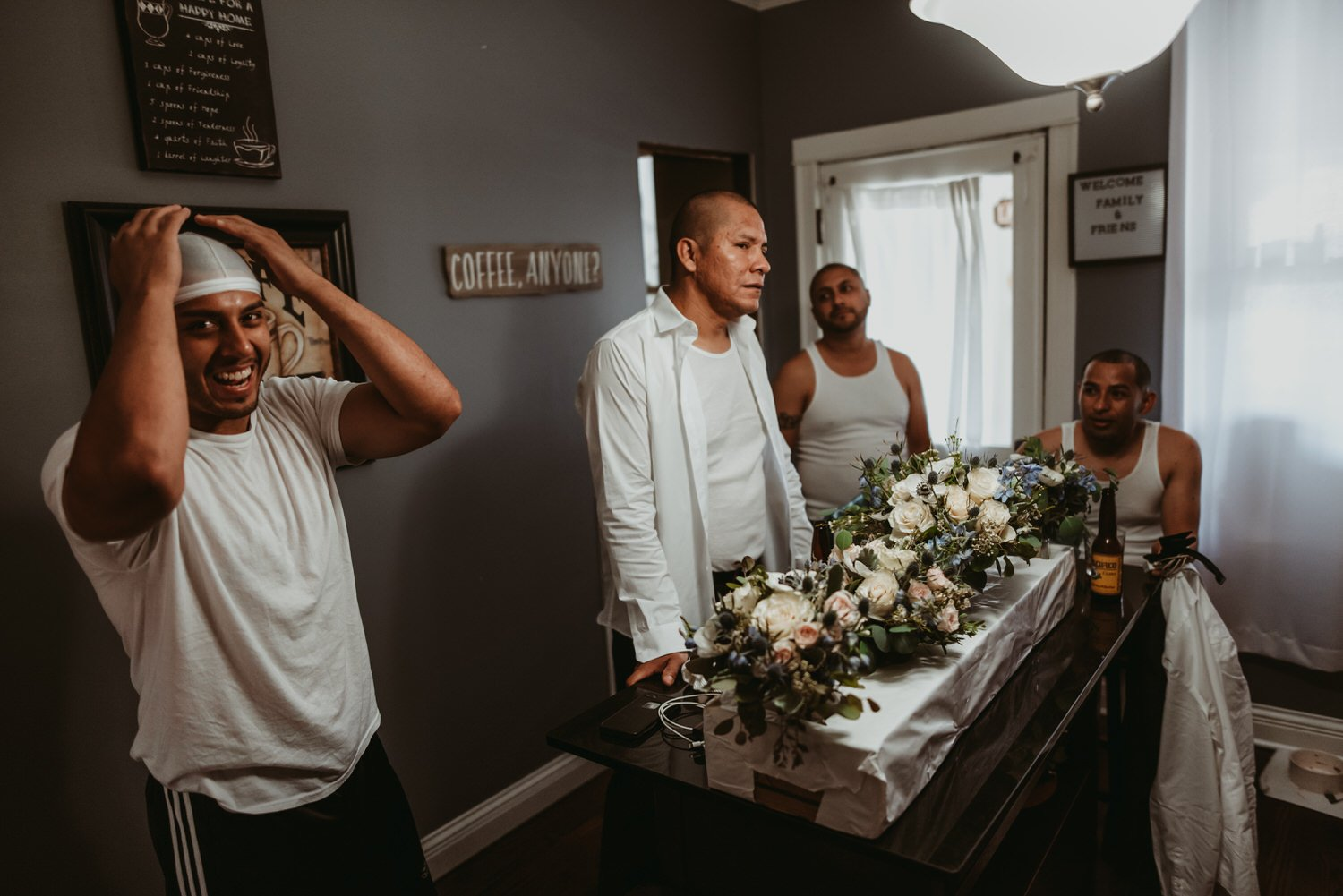 Chicago vow renewal, Chicago documentary wedding photographer, The Adamkovi