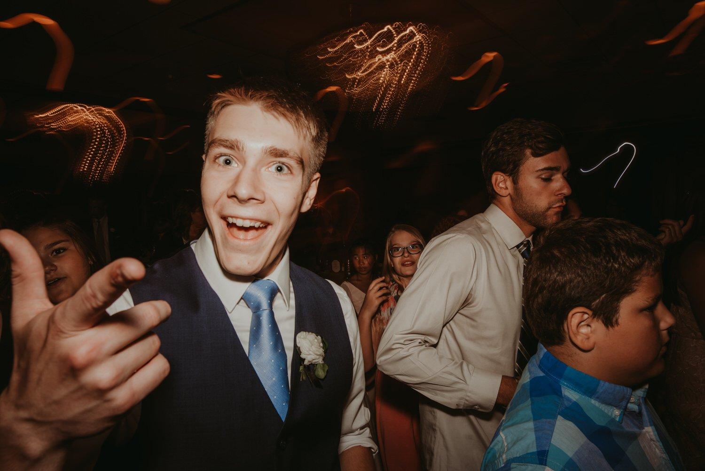 The Adamkovi Chicago Wedding Photography, Creative photography, Dark and moody, Documentary. dance party