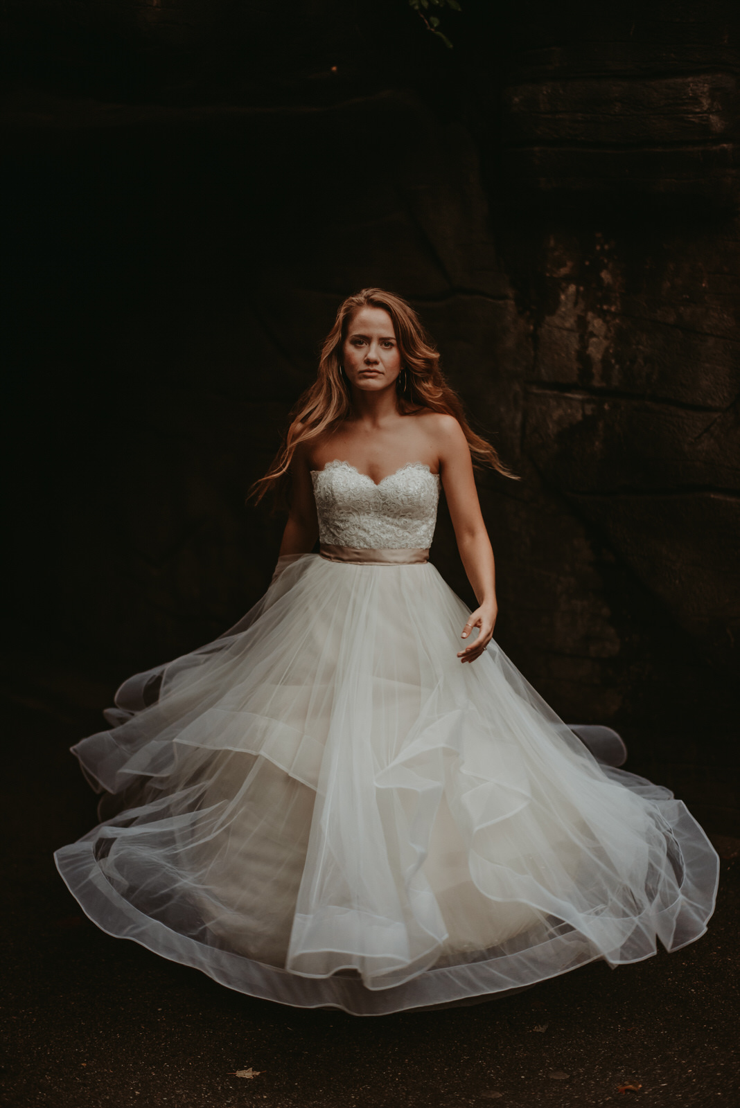 BHLDN destination wedding, moody photography, Chicago wedding photography - The Adamkovi