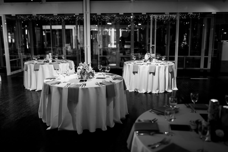 Reception Decor Elmhurst art Museum Wedding - The Adamkovi Chicago wedding photographer