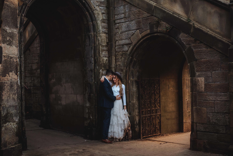 Edinburgh Wedding Photographer - The Adamkovi