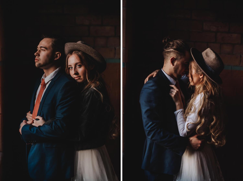 Bride and groom Wedding Photographer in Edinburgh - The Adamkovi