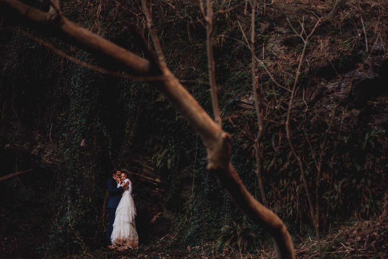 elopement, Bride and groom Wedding Photographer in Edinburgh - The Adamkovi