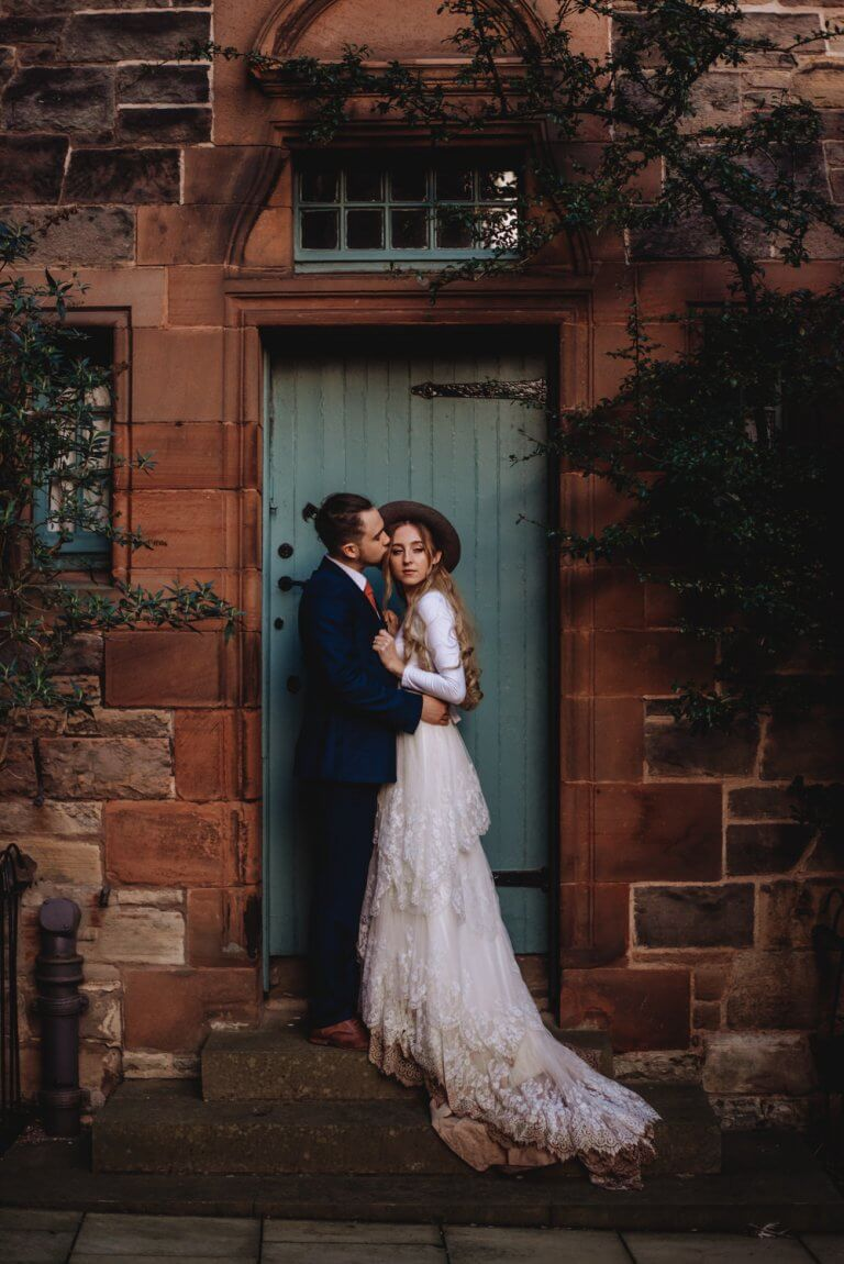 Edinburgh Wedding Photographer - The Adamkovi