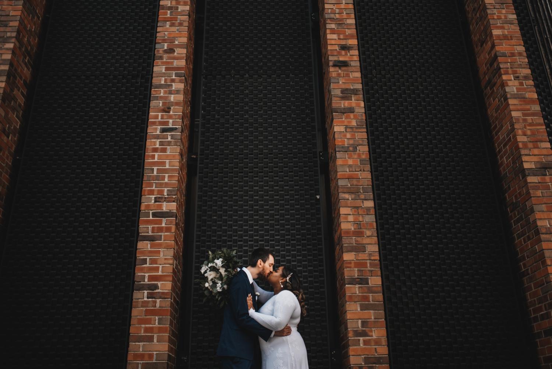 Chicago Elopement photographer - The Adamkovi, bride and groom