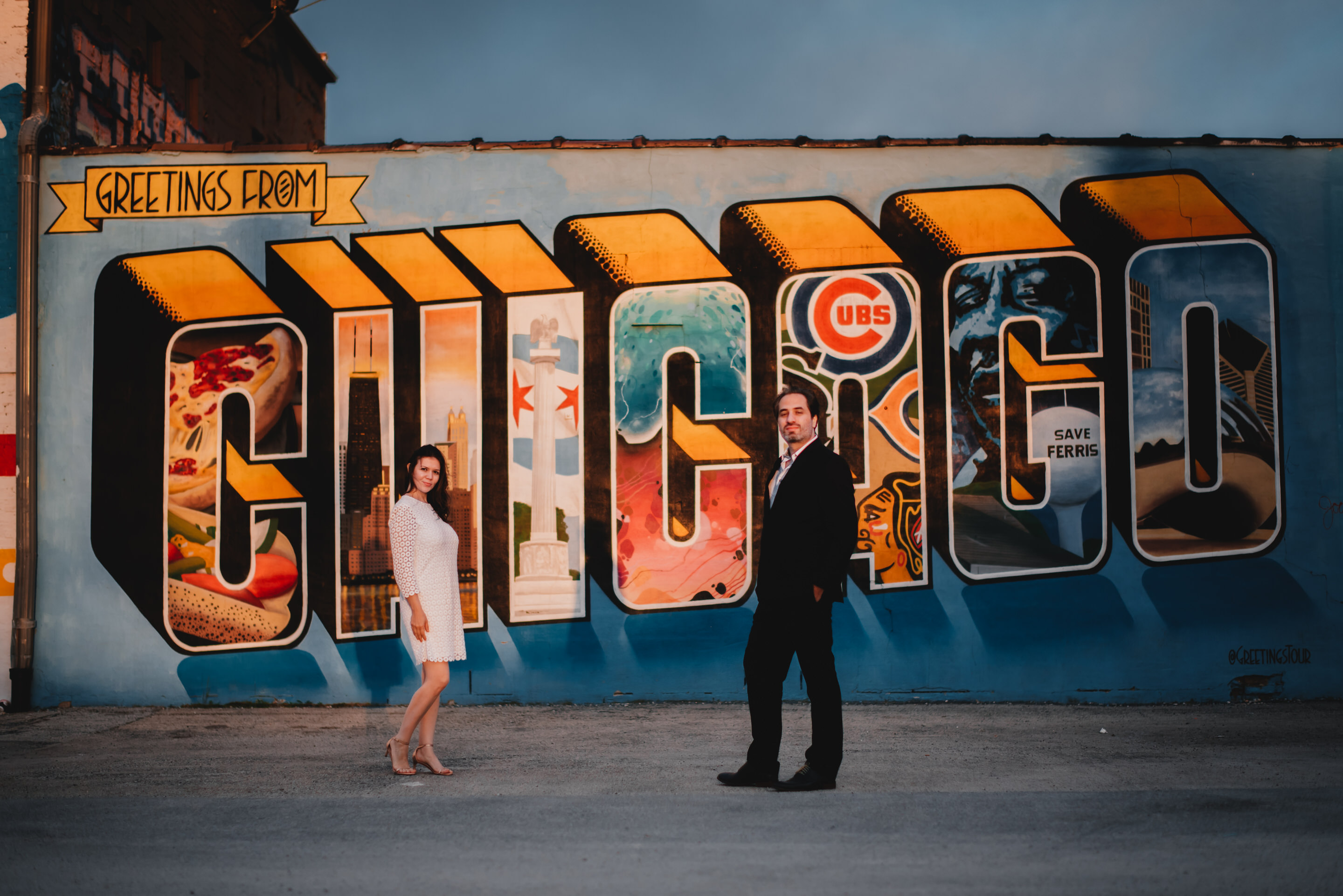 Logan Square Chicago Engagement Photographer