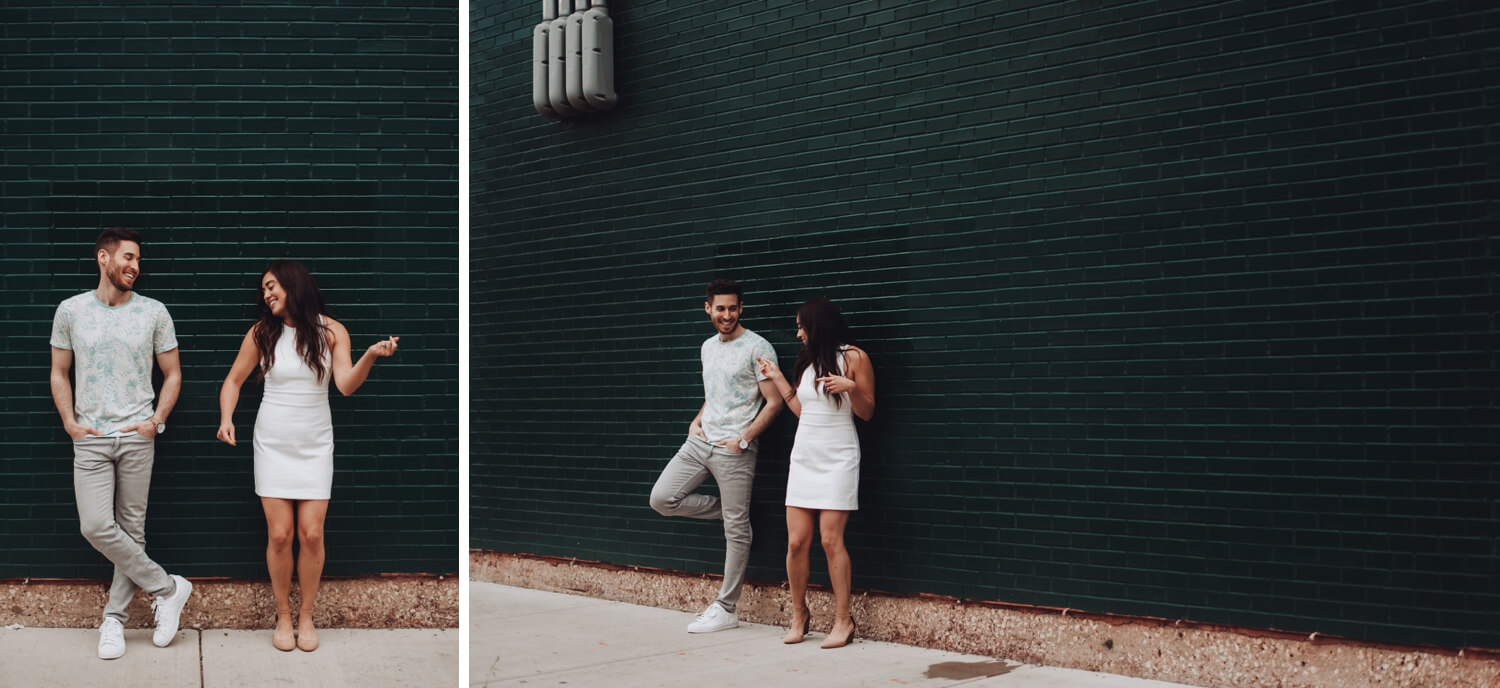 Wicker Park Engagement Photographer - The Adamkovi, Wicker Park Engagement Photographer - The Adamkovi,