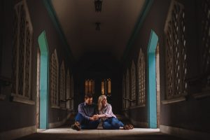 University of Chicago, Hyde Park Engagement Photography Session, harry potter, The Adamkovi