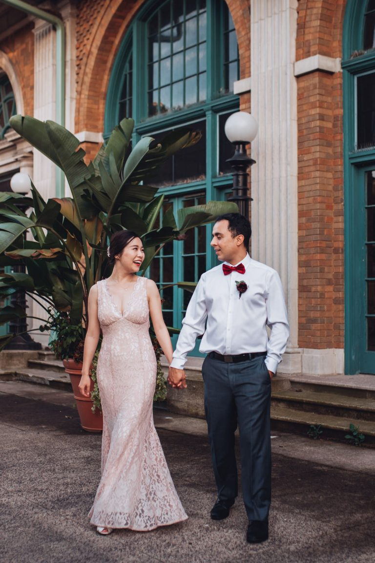 Columbus Park Refectory Wedding