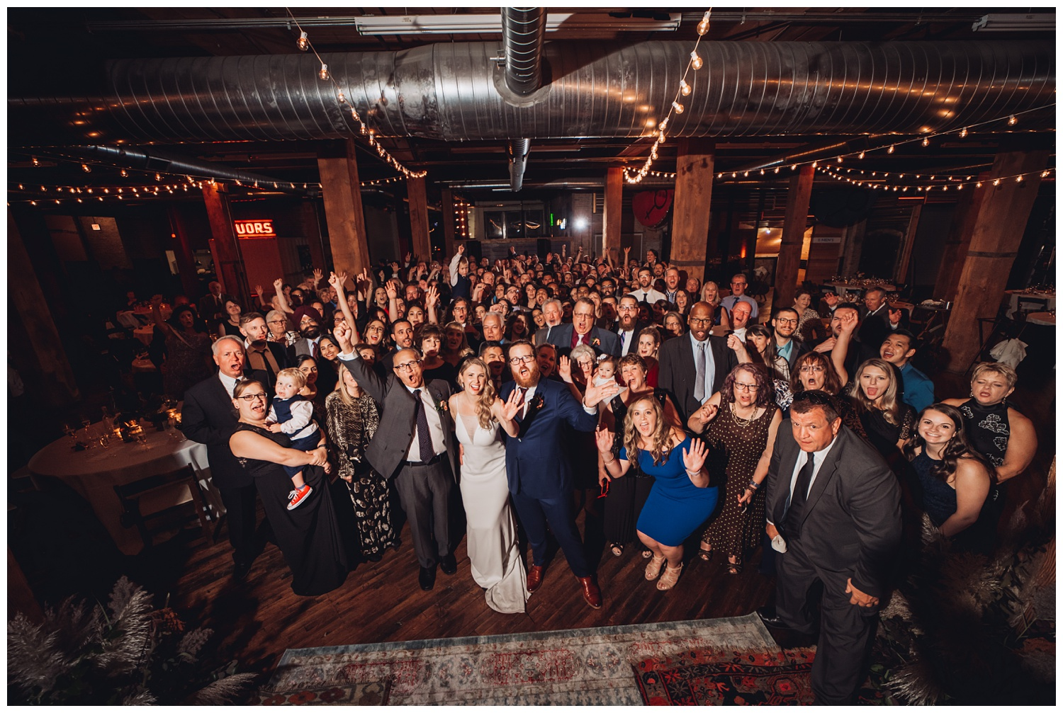 Lacuna Lofts Chicago Wedding Photography - The Adamkovi,