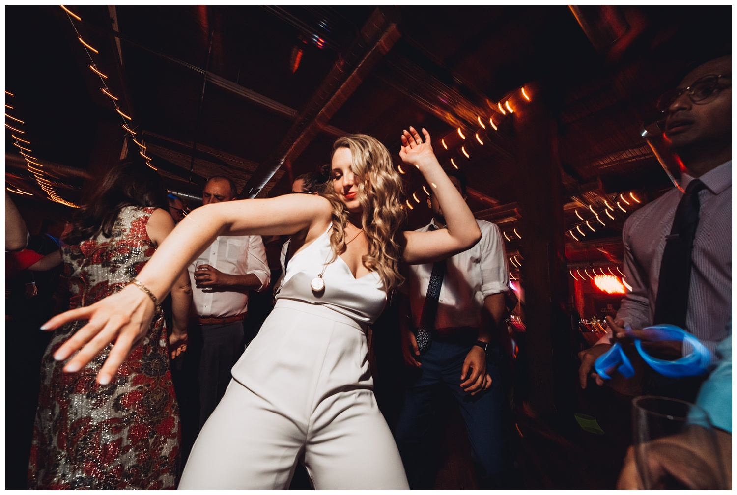 Lacuna Lofts Chicago Wedding Photography - The Adamkovi, Epic Dance Party