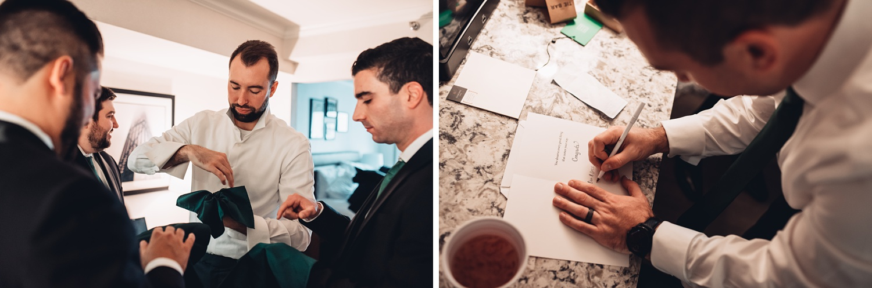 Artifact Events Fall Chicago Wedding - The Adamkovi