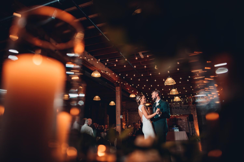 Artifact Events Chicago Wedding - The Adamkovi first dance