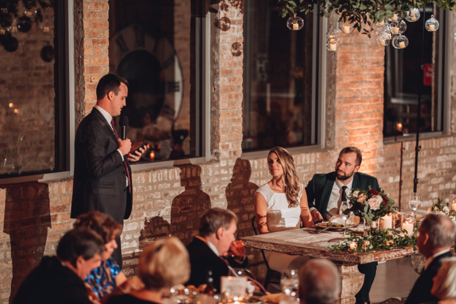 Artifact Events Chicago Wedding - The Adamkovi