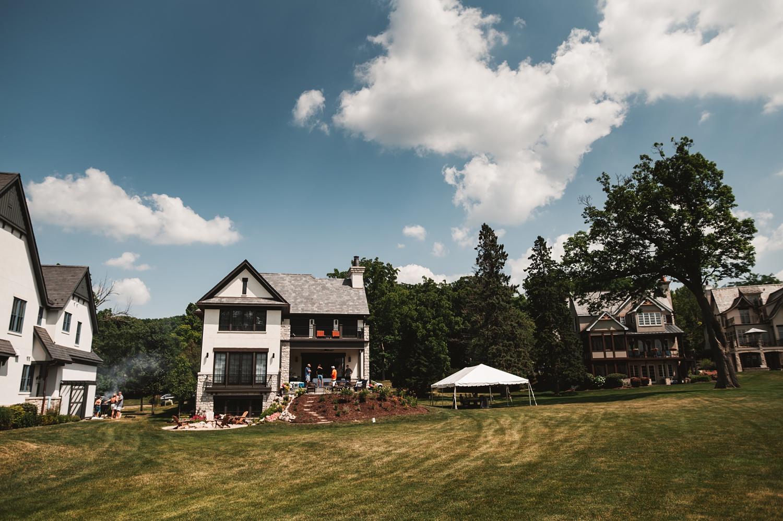 Lake Geneva Micro Wedding - The Adamkovi