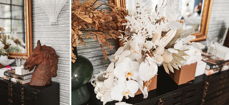 Lake Geneva Micro Wedding - The Adamkovi - bouquet