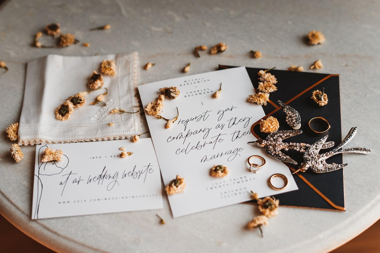 Lake Geneva Micro Wedding - The Adamkovi ring detail
