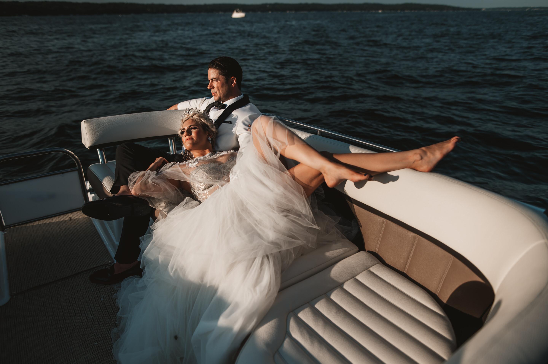 Lake Geneva Micro Wedding. - The adamkovi photography