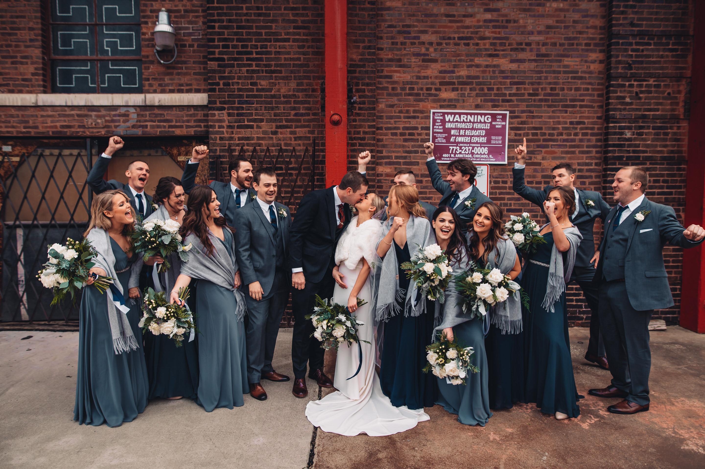 Salvatores Chicago Wedding - The Adamkovi