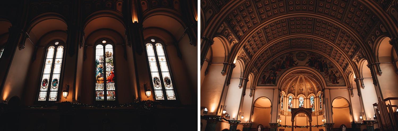 Salvatore's Chicago Wedding - St. Josaphat Catholic Church