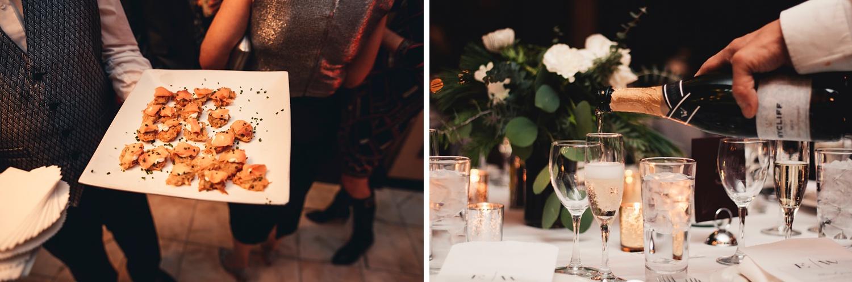 Salvatore's Chicago Wedding - Salvatore's Chicago, reception details