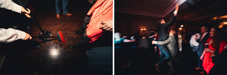 Salvatore's Chicago Wedding - Salvatore's Chicago, reception, dance party
