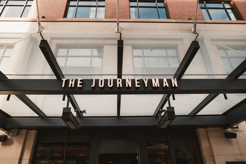 the journeyman Milwaukee Wedding
