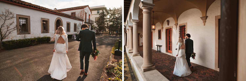 Villa Terrace Milwaukee Wedding Photography
